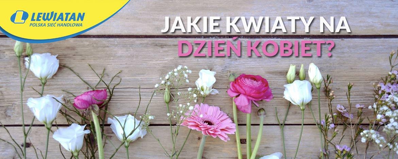 Jakie Kwiaty Na Dzien Kobiet Bukiet Czy Tulipan Gazetka Lewiatan