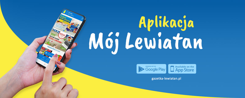 aplikacja Mój Lewiatan