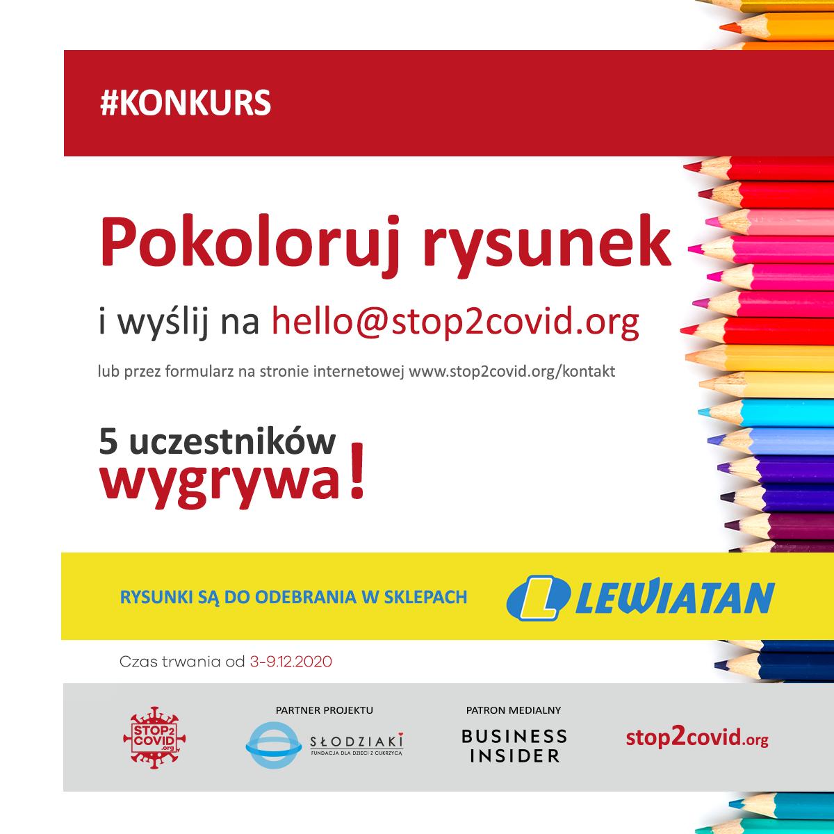 Konkurs Lewiatana - 5 uczestników konkursu wyrywa