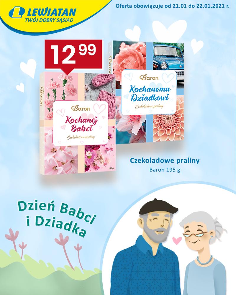 prezenty nadzień babci idziadka